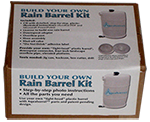 Rain Barrel Parts & Kits